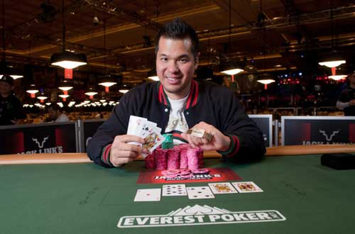 In the Mix: Profitable Poker