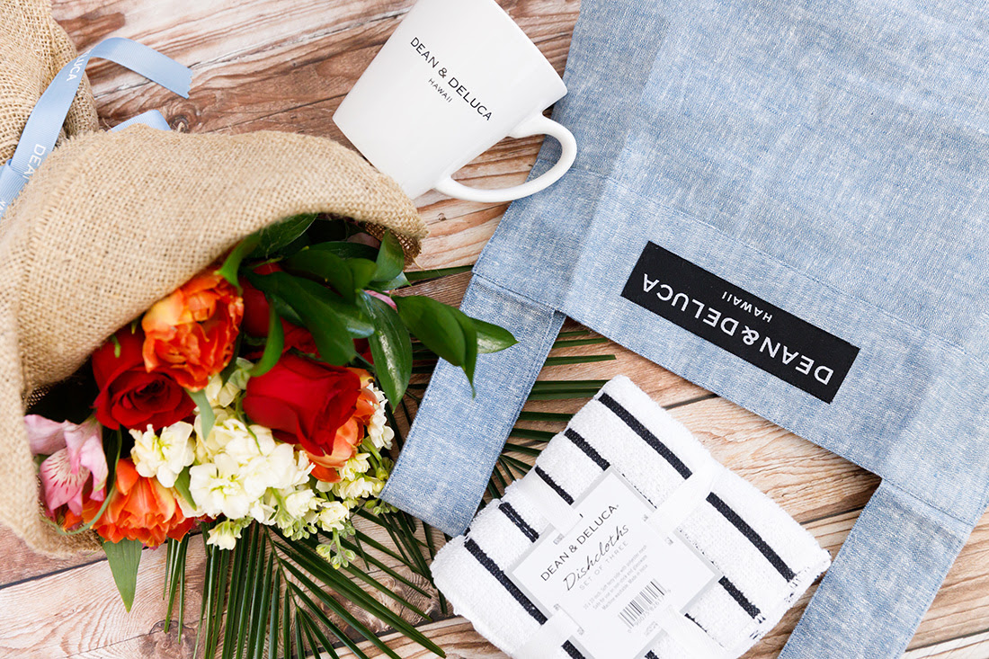 Dean & DeLuca Hawaii celebrates Mother's Day